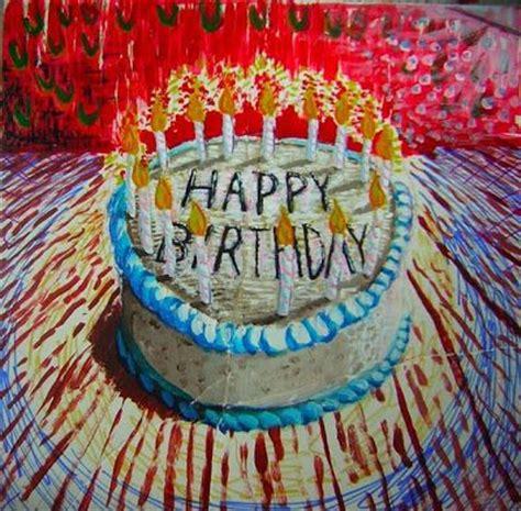 birthday painting birthday paintings happy birthday painting 300
