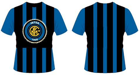 Kaos T Shirt Inter Beneamata inter milan collections t shirts design