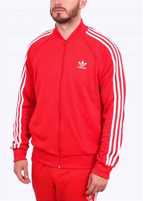 Pusat Sweater Adidas Reds adidas originals apparel superstar track top adidas originals apparel from triads uk