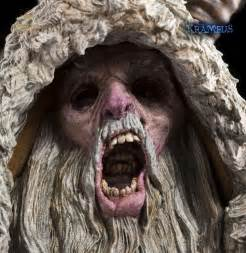 Krampus critters on the loose at the weta shop mordor the land