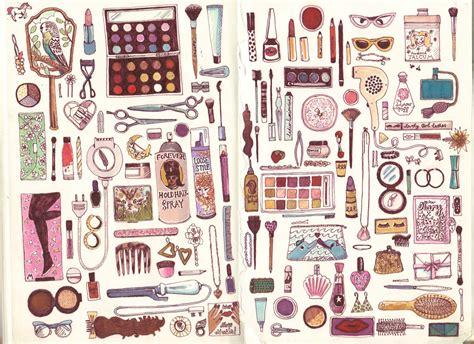 girly makeup wallpaper original size of image 1267286 favim com