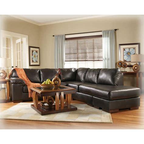 ashley furniture san marco chocolate laf sofa sectional