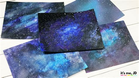 how to make galaxy colors with paint paint color ideas