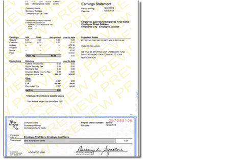 Modern Paystub Template Paycheck Stub Online Florida Pay Stub Template