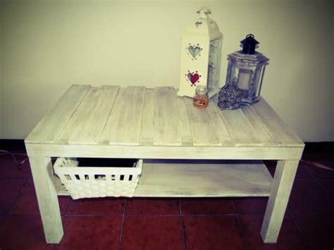 DIY   Tavolo da salotto Shabby Chic / DIY Shabby chic coffee table   Ste pi   YouTube