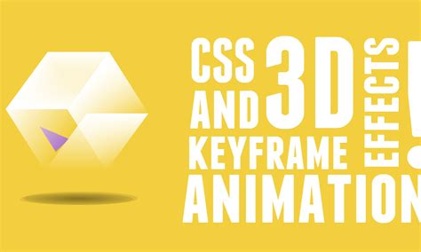 css keyframes tutorial using css 3d effects and key frame animation pencil scoop