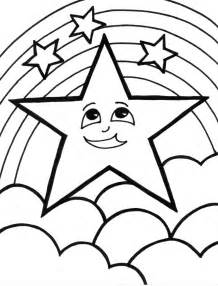 star coloring pages coloring pages print