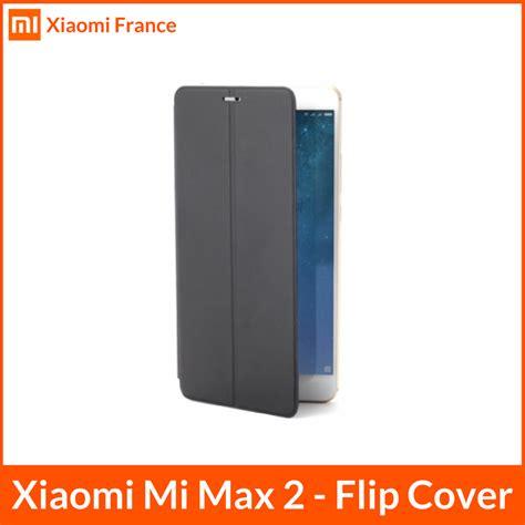 Flip Cover For Xiaomi Mi Max 6 4 mi max 2 flip cover officiel xiaomi xiaomi