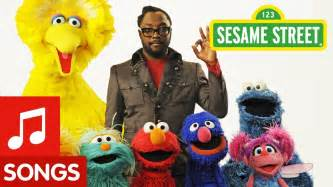 Sesame street will i am sings quot what i am quot youtube