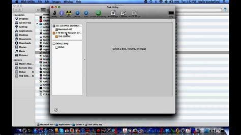 format external hard drive mac read only reformatting passport hard drive for mac youtube