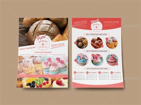 bakery flyer por amor flyer ideas pinterest
