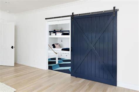 White Shiplap Barn Door Design Ideas