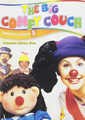 big comfy couch pinch to grow an inch the big comfy couch the complete series 100 episode