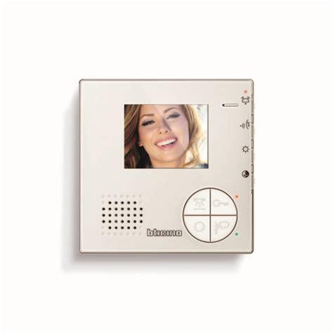 videocitofono bticino swing bticino videocitofono 2 fili swing base con monitor b n