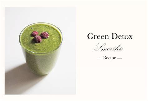 20 Detox Smoothies by Green Detox Smoothie Recipe By Maja Mladenovic