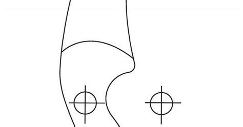 Riser Template Pdf Archery Pinterest Archery Crossbow And Recurve Bows Peterdahmen De Templates Pdf