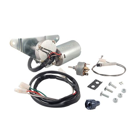 Windshield Wiper Motor Kit wiper motor kit dennis carpenter ford restoration parts