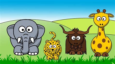 imagenes de animales bebes animados dibujos animados y v 237 deos de animales para ni 241 os youtube