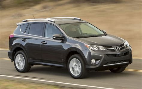 Toyota Rav4 2015 Msrp Toyota Rav4 2015 Reviews Prices Ratings With Various