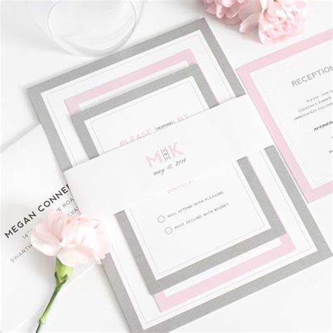 Modern Wedding Invitations by Wedding Invitations Modern Wedding Invitations Wedding