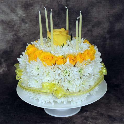 Floral Flowers by Floral Birthday Cake Kremp