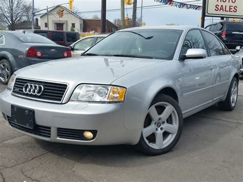 Audi A6 2003 by Audi A6 2 7 2003 Auto Images And Specification
