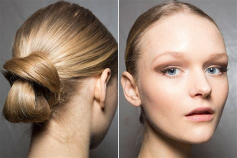 This Weeks New Haircuts by 15 Hair Makeup Looks We From New York Fashion Week