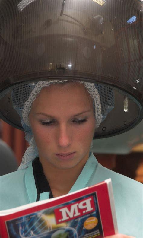 beauty salon sissy under hair dryer image sissies in curlers under hair dryers download hot