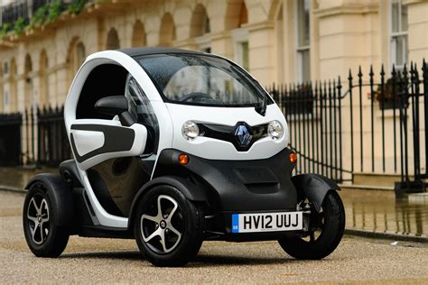 smart car 1 seater renault twizy review auto express