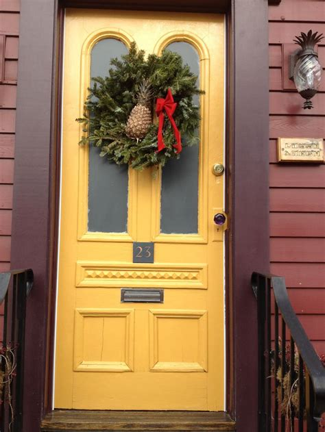 mustard front door 18 best front doors on red brick images on pinterest