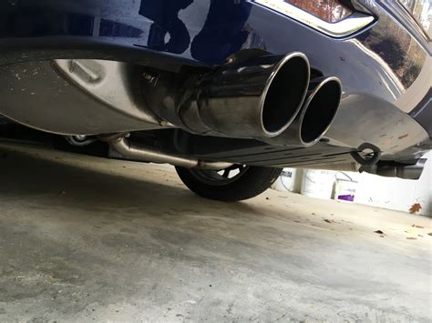 Tlx Exhaust Tips by Exhaust Tips Acurazine Acura Enthusiast Community