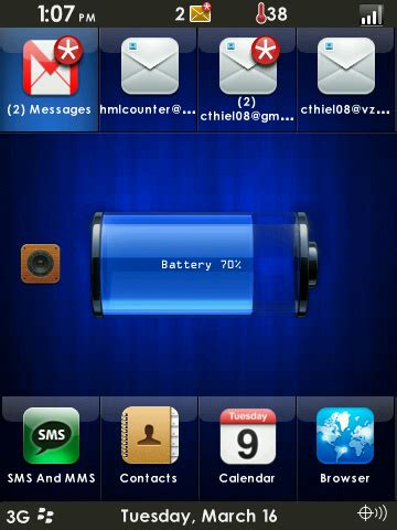 Chassing Blackberry 9500 temas para blackberry gratis de mujer