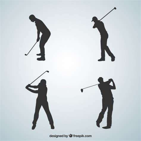 golf swing vector golf vectors photos and psd files free download