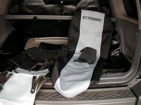 nissan xterra seat covers seat covers xterra neoprene seat covers