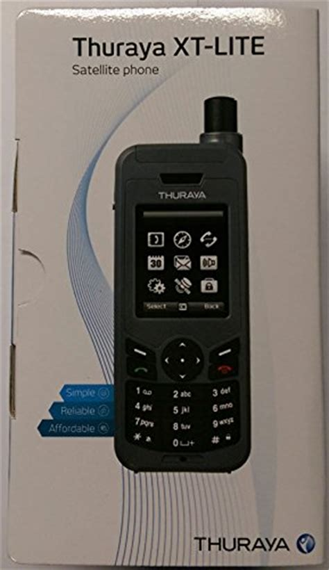 Thuraya Xt Lite Ready Stok thuraya xt lite satellite phone electronics communications