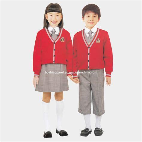 design clothes school 2013 custom design school uniforms kid s clothes la x049