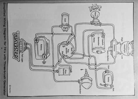 harley davidson chopper wiring diagram wiring diagram