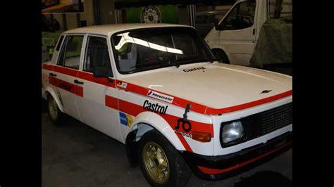 Wartburg Rallye Auto by Ddr Ifa Wartburg 353w Sport Rally Castrol Isolator Werbung