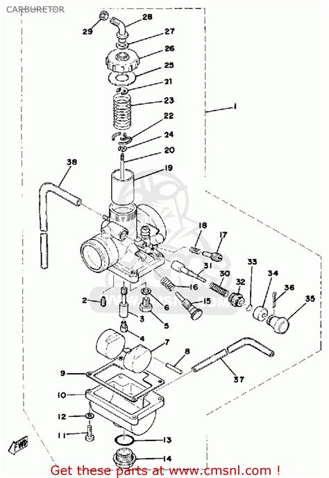 yamaha dt 125 r wiring diagrams wiring diagram schemes