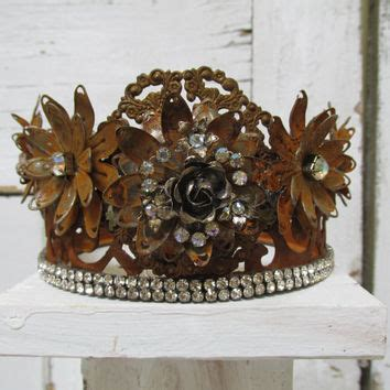 shop shabby chic crown on wanelo shop shabby chic crown on wanelo