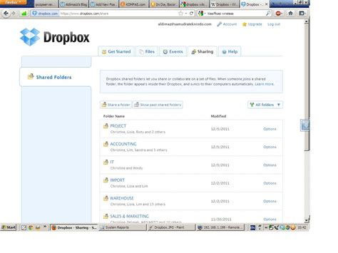dropbox events cloud storage dengan menggunakan dropbox part2 live is