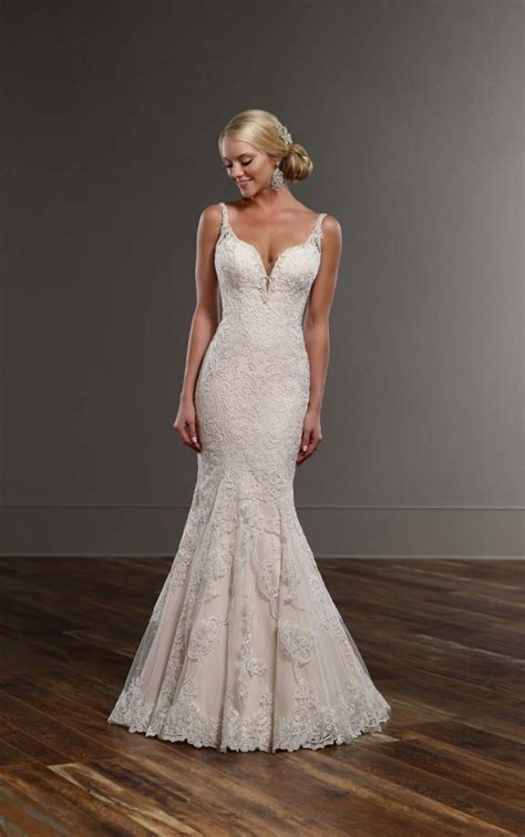 Wst 9645 Lace Neck Dress Ml martina liana 744 wedding dress sposa bridal boutique