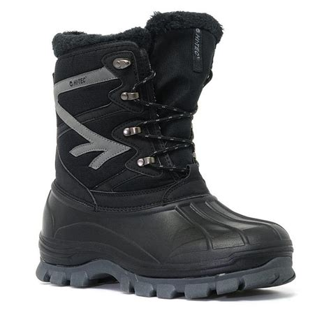 snow boot men s asgard 200 waterproof snow boot