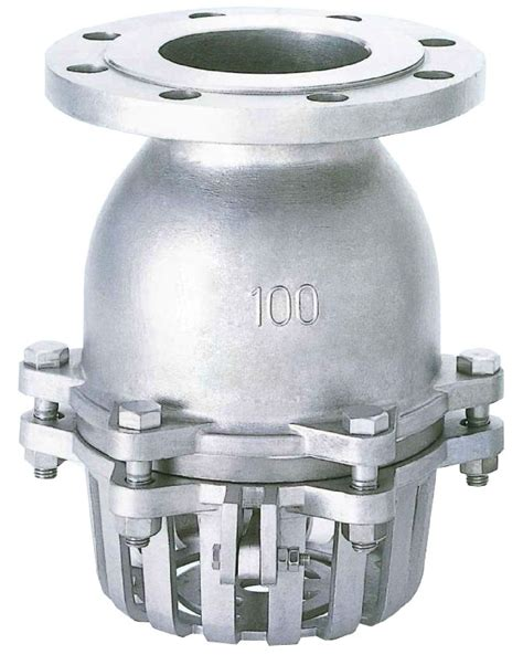 Foot Valve Stainles stainless steel foot valve