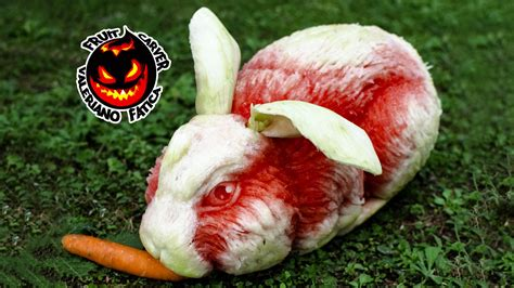 They Been Carving Melons Again by Rabbit Best Watermelon Carving