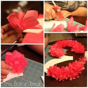 How To Make Home Decor Tissue Paper Birthday Number Sign Tutorial Sugar Spice And Everything