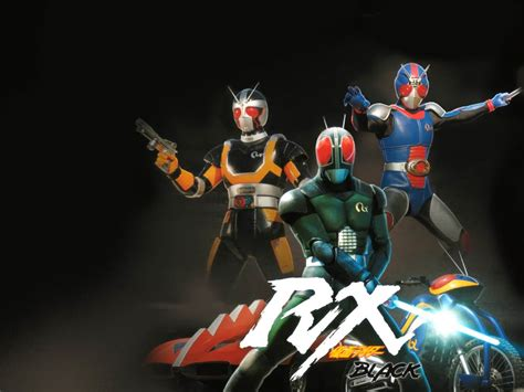 wallpaper satria baja hitam rx robo 太陽の子だ 仮面ライダーblack rx 輝ける明日 完結編 超特撮英雄伝 楽天ブログ