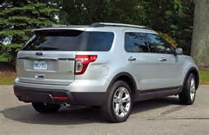suv review 2015 ford explorer limited driving