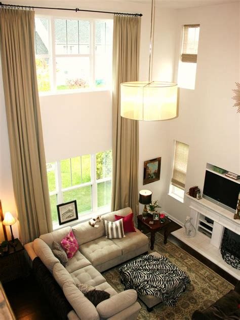 High Efficiency Windows Decor Chic Window Treatment Ideas From Hgtv Fans Hgtv Window And Decorating