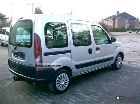 renault kangoo 2002 2002 renault kangoo 1 5 dci authentique car photo and specs